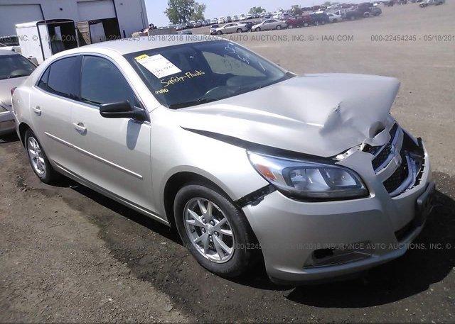 Inventory #665127516 2013 Chevrolet MALIBU