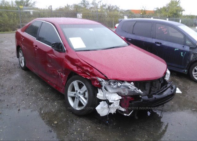 Inventory #821323941 2012 Toyota CAMRY