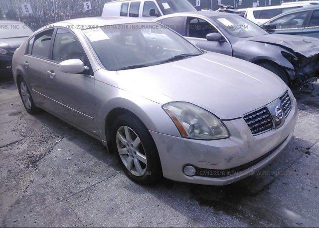 Inventory #337557135 2005 Nissan MAXIMA