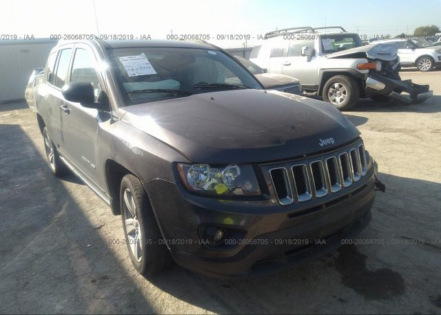 Inventory #674044955 2016 JEEP COMPASS