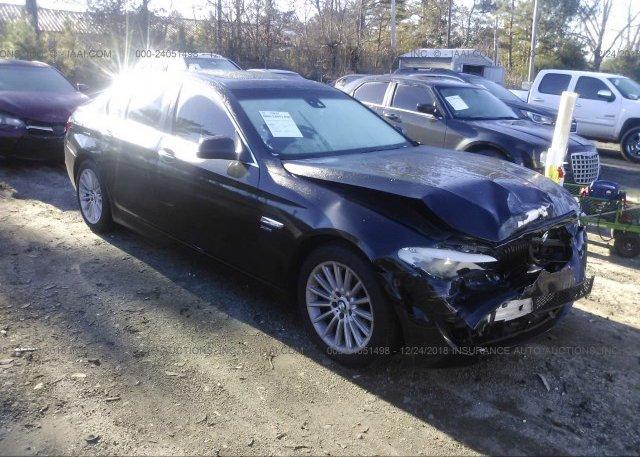 Inventory #663371248 2011 BMW 535