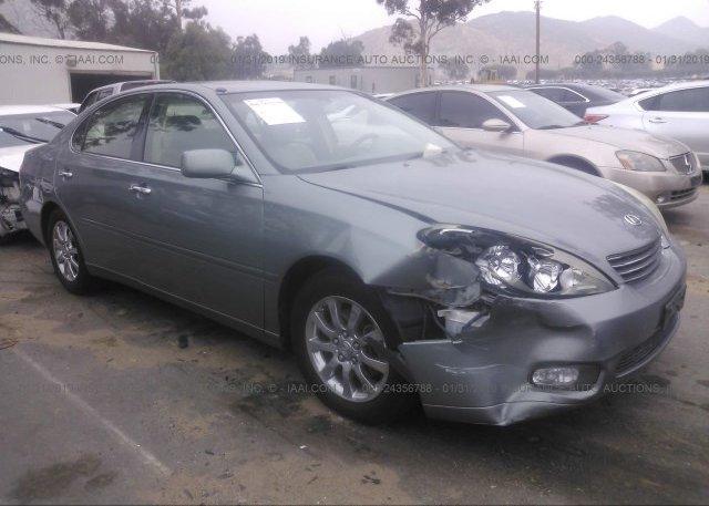 Inventory #623355556 2004 Lexus ES