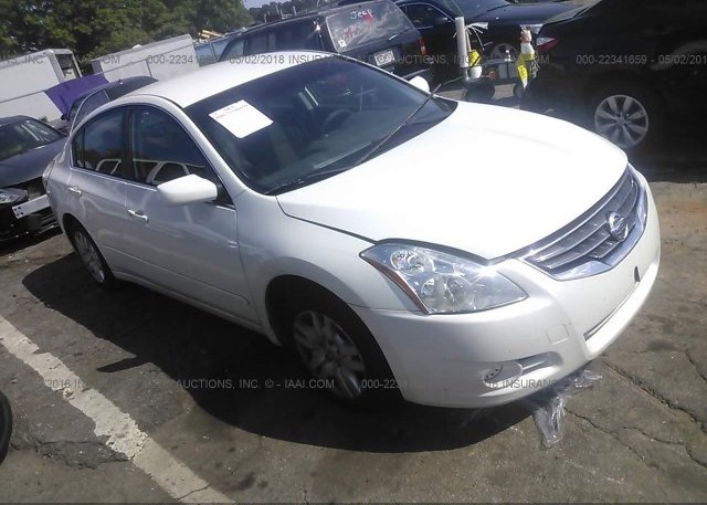 Inventory #106344831 2011 Nissan ALTIMA
