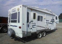 2005 KEYSTONE COUGAR - 4YDF276265B002422 rear view