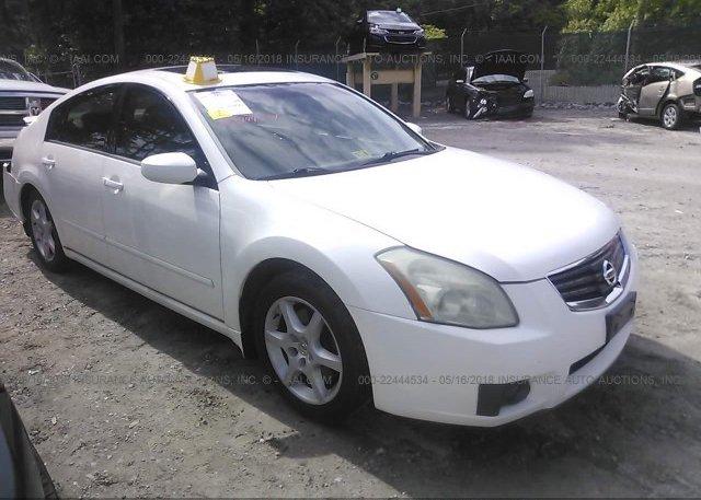 Inventory #578377182 2007 Nissan MAXIMA
