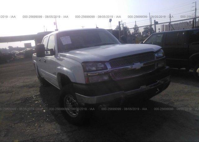 Inventory #149180754 2004 Chevrolet SILVERADO