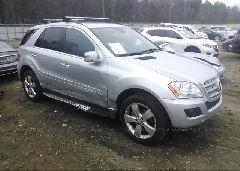 2011 Mercedes-benz ML