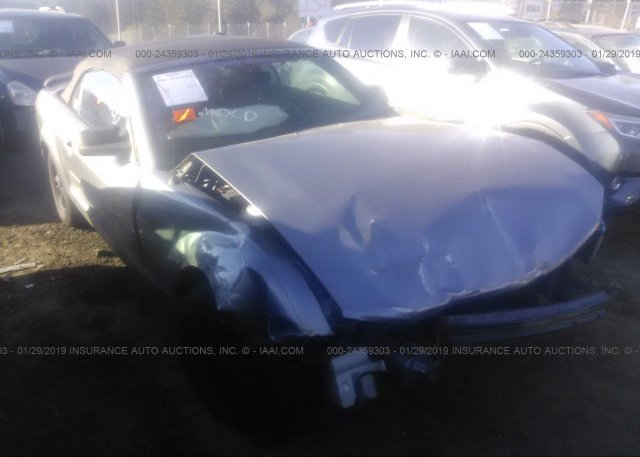 Inventory #962965716 2006 FORD MUSTANG