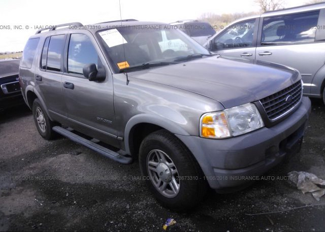 Inventory #318769826 2002 FORD EXPLORER