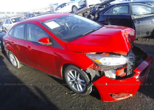Inventory #128375480 2015 FORD FOCUS