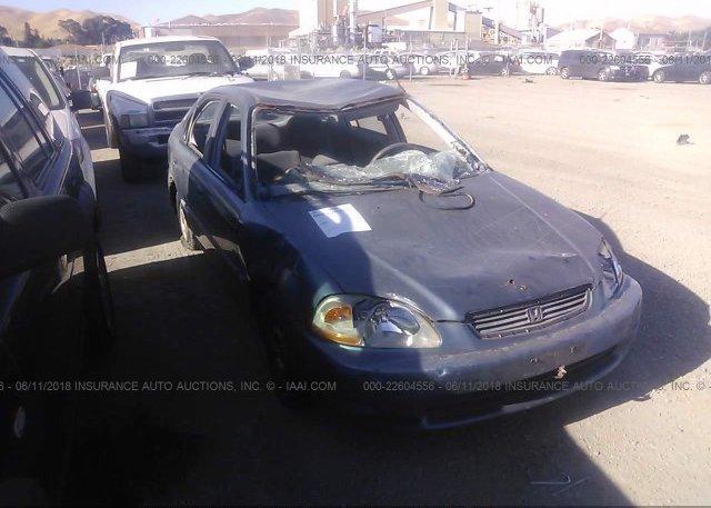 Inventory #328116624 1996 Honda CIVIC