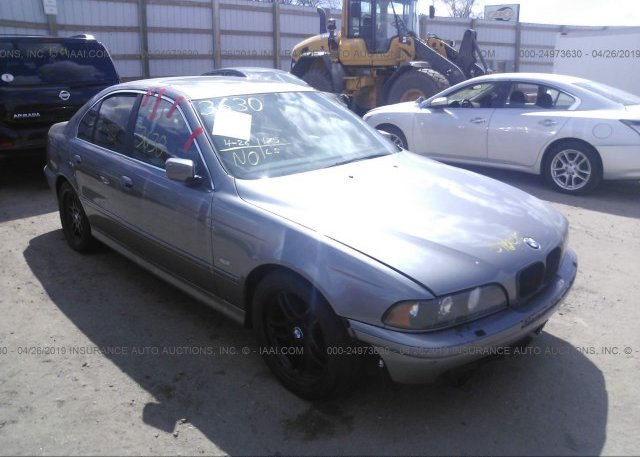 Inventory #388642241 2002 BMW 525