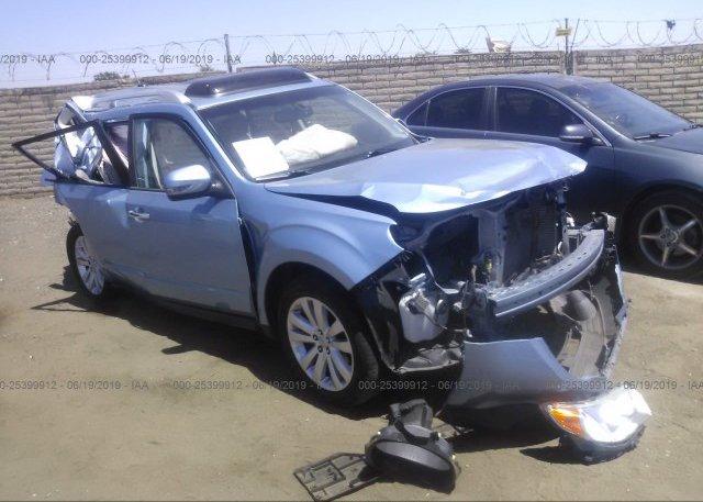 Inventory #886880904 2012 Subaru FORESTER