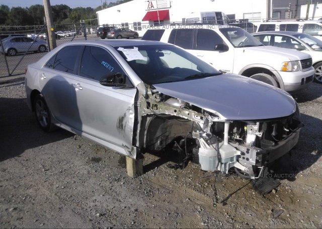 Inventory #378293602 2012 Toyota CAMRY