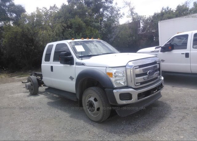Inventory #992558502 2015 FORD F550