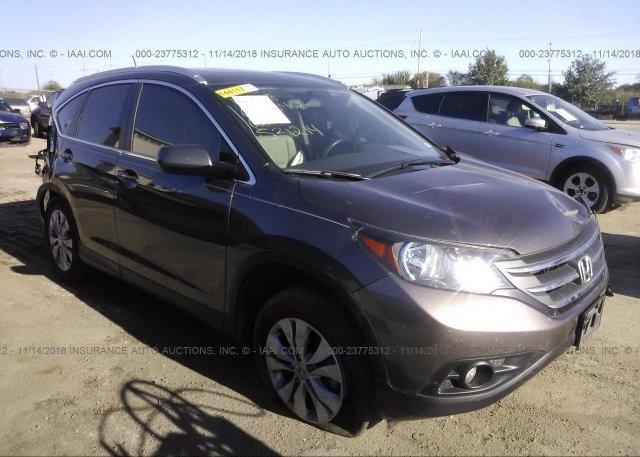 Inventory #755875922 2014 Honda CR-V