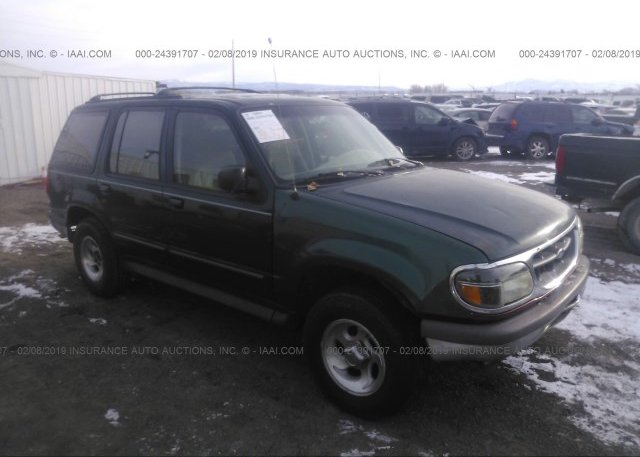 Inventory #777574426 1996 FORD EXPLORER