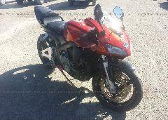 2004 Honda CBR600