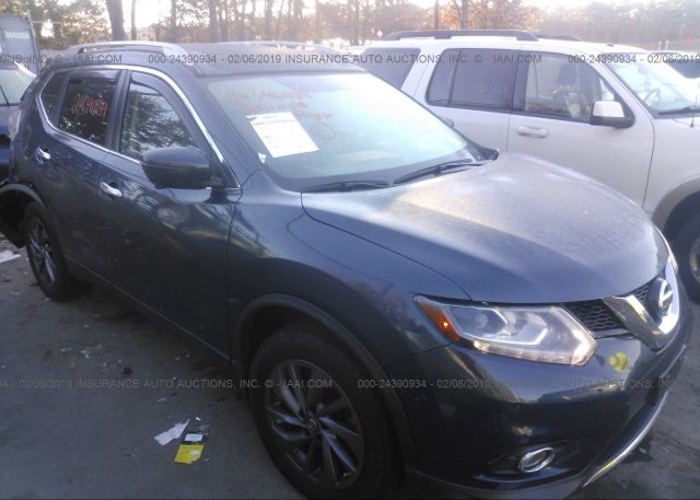 Inventory #457739522 2016 Nissan ROGUE