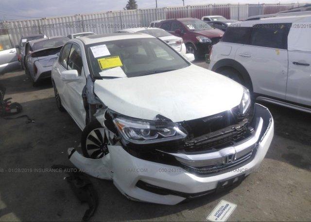 Inventory #988114105 2017 Honda ACCORD