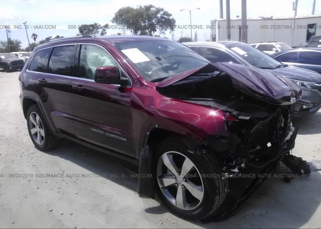 Inventory #369327630 2018 JEEP GRAND CHEROKEE