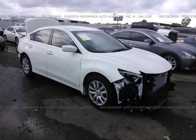 Inventory #287532233 2018 Nissan ALTIMA