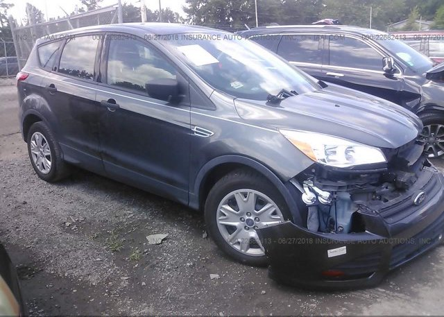 Inventory #444654017 2016 FORD ESCAPE