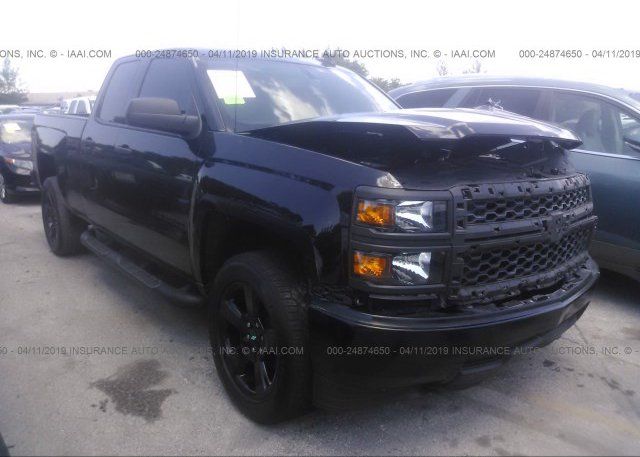 Inventory #545121397 2015 Chevrolet SILVERADO