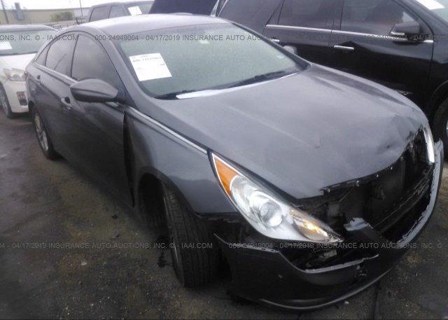 Inventory #277963740 2012 Hyundai SONATA