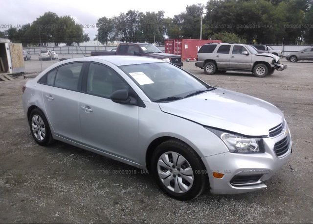 Inventory #721802020 2016 Chevrolet CRUZE LIMITED