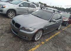 2011 BMW 335 - WBAPN7C53BA950055 Right View