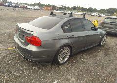2011 BMW 335 - WBAPN7C53BA950055 rear view