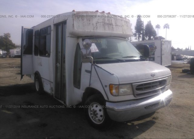 Inventory #480515550 2000 FORD ECONOLINE