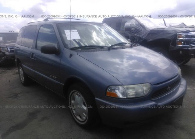 Inventory #700881577 1999 Nissan QUEST