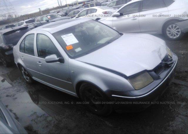 Inventory #911863134 2001 Volkswagen JETTA