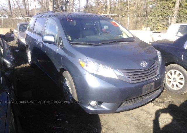 Inventory #442277867 2015 Toyota SIENNA