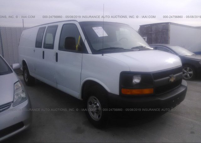 Inventory #879518232 2017 Chevrolet EXPRESS G2500
