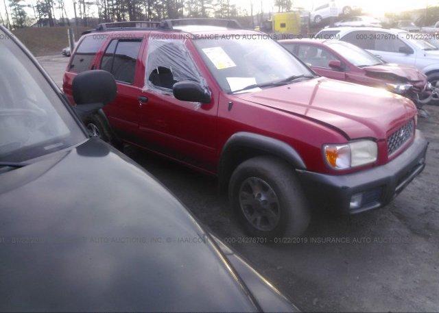 Inventory #391409495 2000 Nissan PATHFINDER
