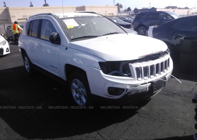 Inventory #210598786 2014 JEEP COMPASS