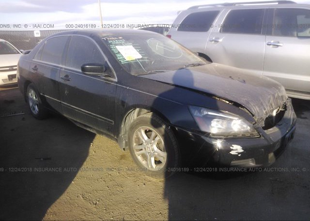 Inventory #214147154 2007 Honda ACCORD