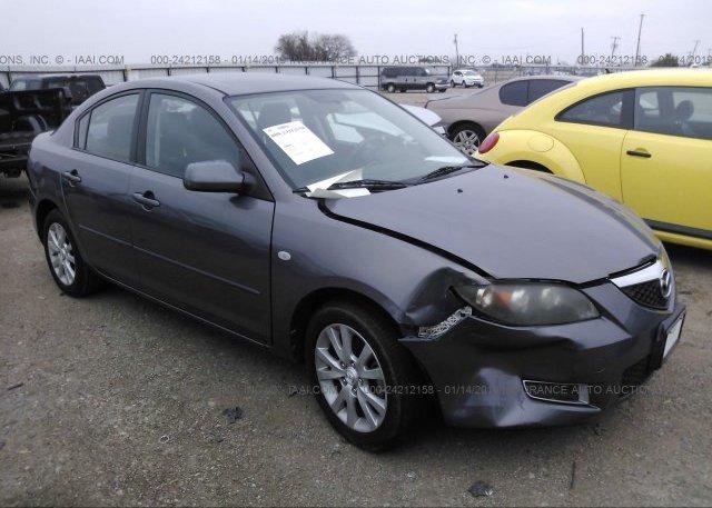 Inventory #801606599 2007 Mazda 3