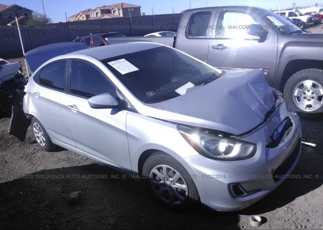 Inventory #783177840 2014 HYUNDAI ACCENT