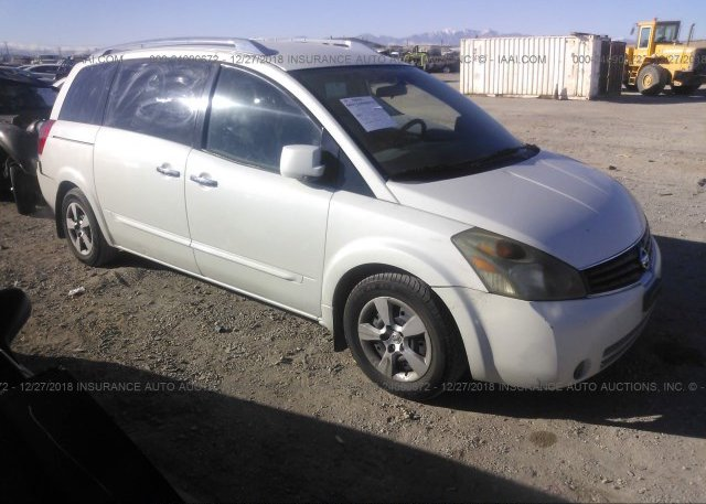 Inventory #416340228 2007 Nissan QUEST