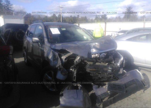 Inventory #592959951 2015 Subaru FORESTER