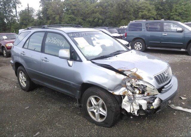 Inventory #407557944 2002 Lexus RX