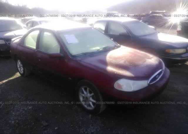 Inventory #720002404 1998 FORD CONTOUR