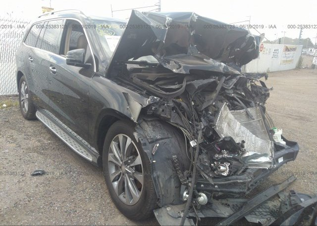 Inventory #463718685 2015 Mercedes-benz GL