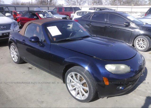 Inventory #832663413 2007 Mazda MX-5 MIATA