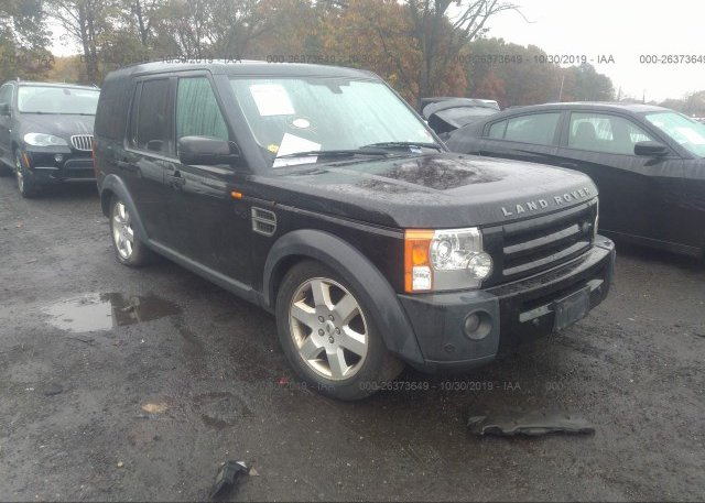 Inventory #415628504 2008 Land Rover LR3