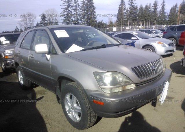 Inventory #931629887 1999 Lexus RX